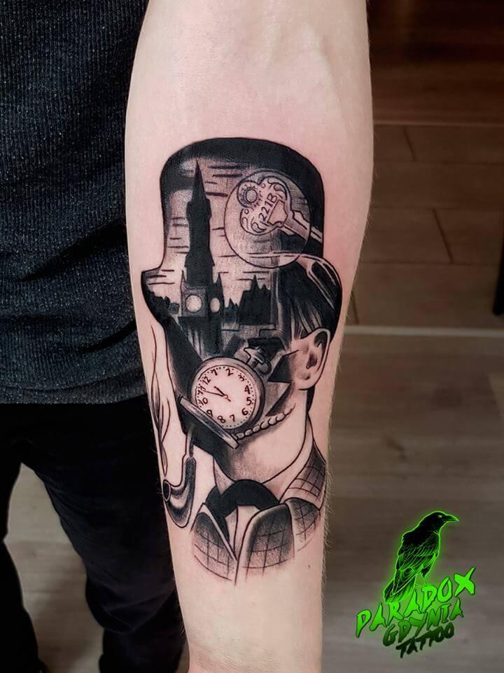 Gdyńskie Studio Tatuażu Paradox